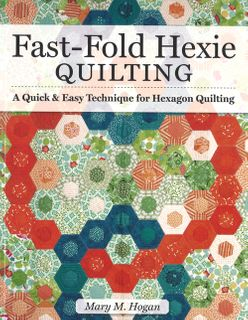 Fast-Fold Hexie Quilting