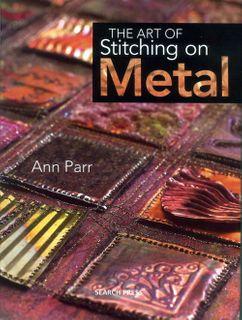 Art of Stitching on Metal