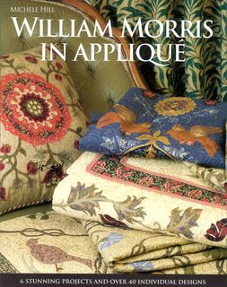William Morris in Appliqué