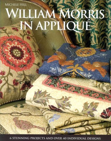 William Morris in Appliqué