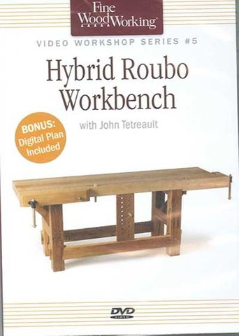 DVD Hybrid Roubo Workbench