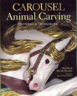 Carousel Animal Carving