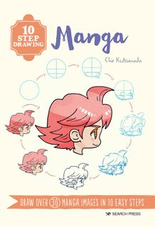 10 Step Drawing: Manga