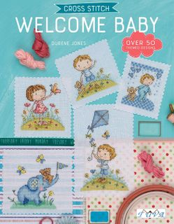 Cross Stitch: Welcome Baby
