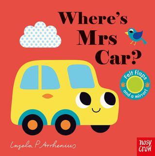 Where's Mrs Car?