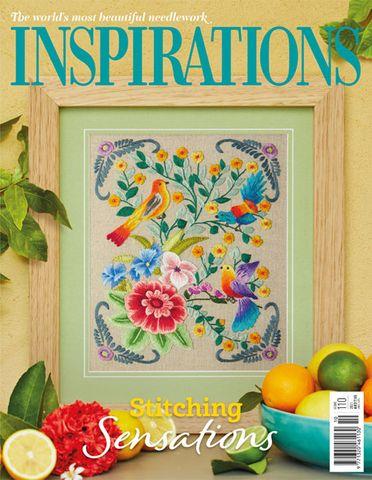 Inspirations #110 – Stitching Sensations