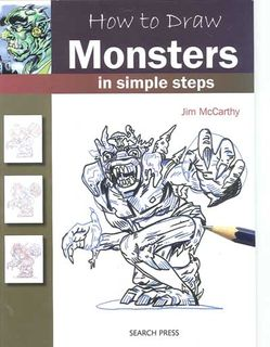How to Draw: Monsters in Simple Steps