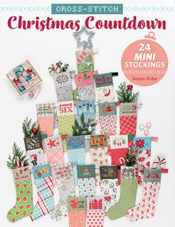 Cross-Stitch Christmas Countdown