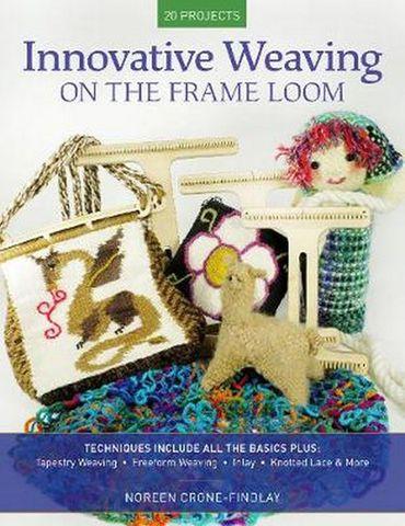 Innovative Weaving on the Frame Loom