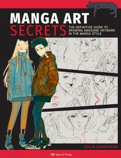 Manga Art Secrets