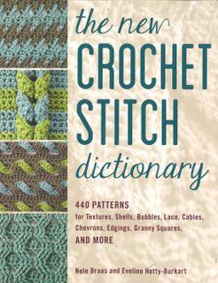 New Crochet Stitch Dictionary