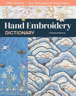 Hand Embroidery Dictionary