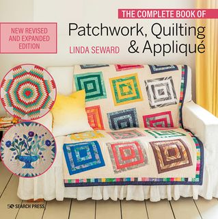 Complete Book of Patchwork, Quilting & Appliqué
