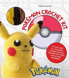 Pokemon Crochet Kit