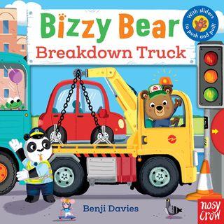 Bizzy Bear: Breakdown Truck