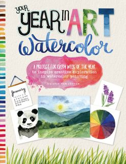 Your Year in Art: Watercolour
