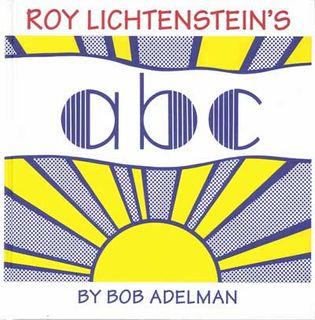Roy Lichtenstein's ABC