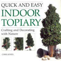 Quick & Easy Indoor Topiary