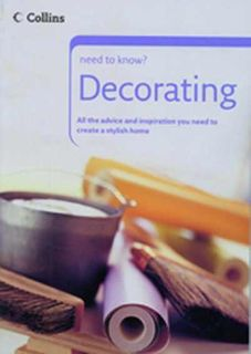 Decorating - Collins Need to Know