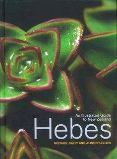 Illustrated Guide to NZ Hebes