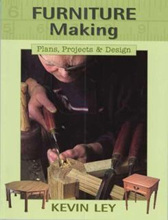 Furniture Making Plans, Projects & Design