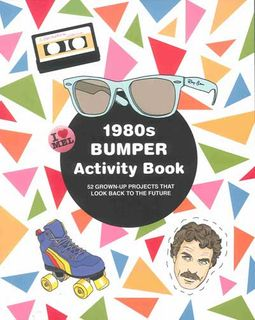 1980s Bumper Activity Book