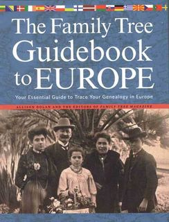 Family Tree Guidebook to Europe