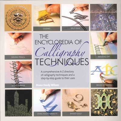 Encyclopedia of Calligraphy Techniques