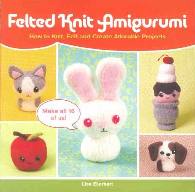 Felted Knit Amigurumi