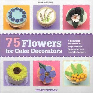 75 Flowers for Cake Decorating