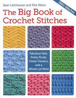 Big Book of Crochet Stitches