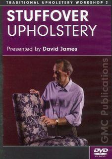 DVD Stuffover Upholstery