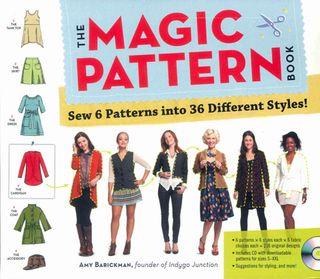 Magic Pattern Book
