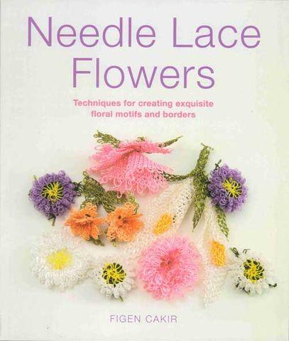 Needle Lace Flowers