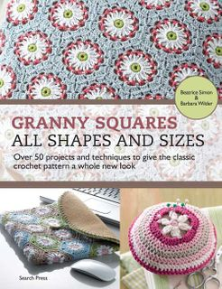 Granny Squares All Shapes and Sizes
