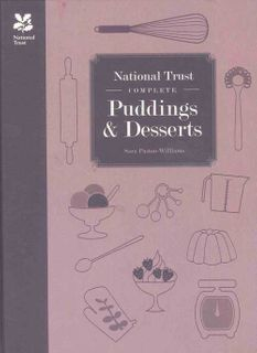 National Trust Complete: Puddings & Desserts