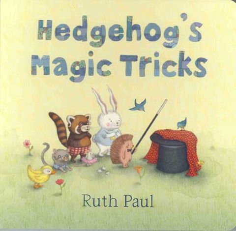 Hedgehog's Magic Tricks