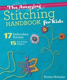 Amazing Stitching Handbook for Kids
