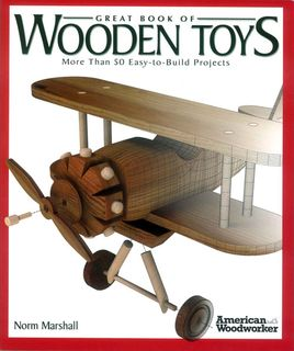 Great Book of Wooden Toys