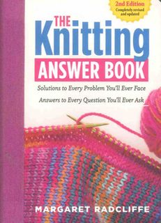 Knitting Answer Book Second Edition
