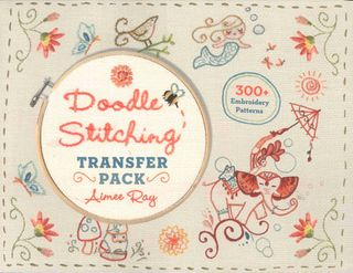 Doodle Stitching: Transfer Pack