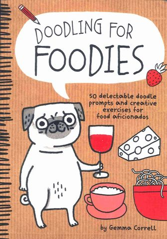 Doodling for Foodies
