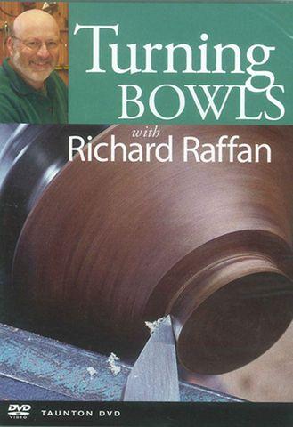 DVD Turning Bowls with Richard Raffan