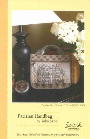 Parisian Handbag Pattern