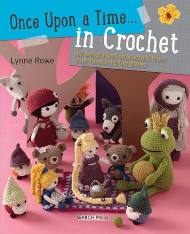 Once Upon a Time... in Crochet