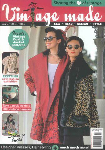 Vintage Made Magazine #5