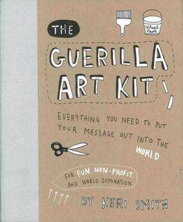 Guerilla Art Kit