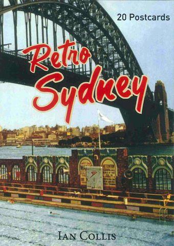 Retro Sydney Postcards