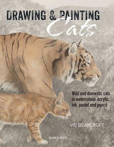 Drawing and Painting Cats