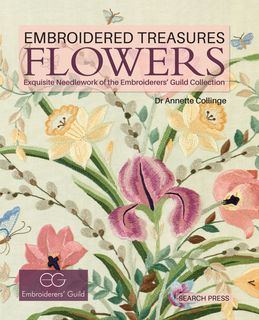 Embroidered Treasures: Flowers